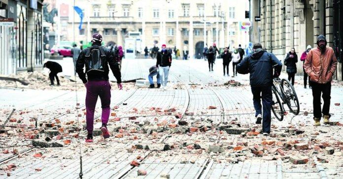 Seizmolog Fiket Zagreb Jos Nije Pogodio Veliki Potres Moze Se Dogoditi I Do 30 Puta Jaci Hip Ba Hercegovacki Info Portal
